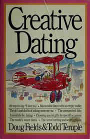 Cover of: Creative dating