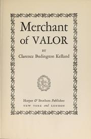 Cover of: Merchant of valor