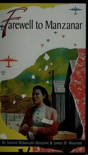 Cover of: Farewell to Manzanar | Jeanne Wakatsuki Houston