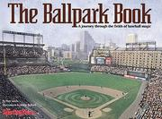 Cover of: The ballpark book