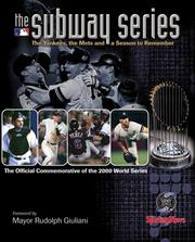 Cover of: The Subway Series | Sporting News