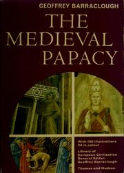 Cover of: The medieval papacy