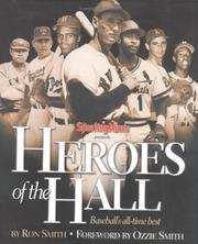 Cover of: The Sporting news presents heroes of the Hall