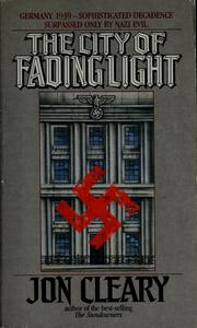 Cover of: City of fading light