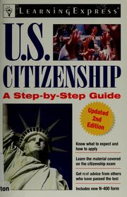 Cover of: U.S. citizenship