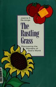 Cover of: The rustling grass