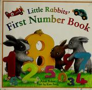 Cover of: Little Rabbits' first number book