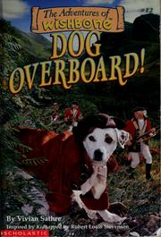 Cover of: Dog overboard!