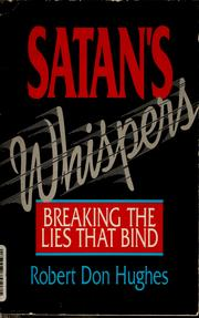 Cover of: Satan's whispers