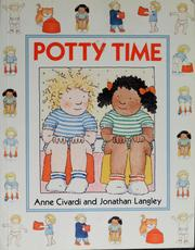 Cover of: Potty time | Jonathan Langley