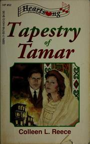 Cover of: Tapestry of Tamar