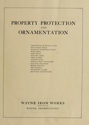 Property protection and ornamentation