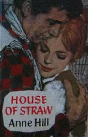 Cover of: House of straw