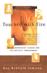 Cover of: Touched with Fire | Kay Redfield Jamison