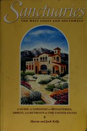 Cover of: Sanctuaries