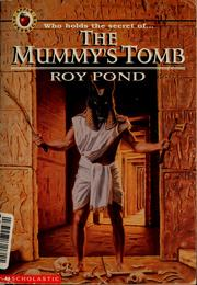 Cover of: The mummy's tomb | Roy Pond