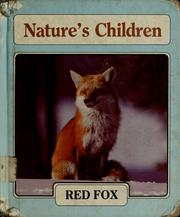 Cover of: Red fox | Merebeth Switzer
