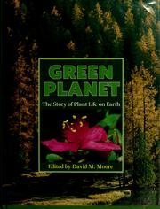 Cover of: Green planet | D. M. Moore