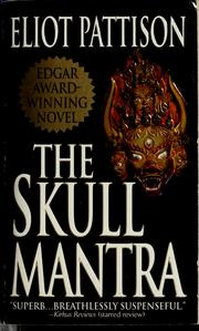 Cover of: The skull mantra