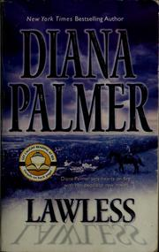 Cover of: Lawless