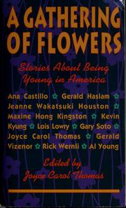 Cover of: A Gathering of flowers
