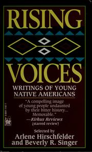 Cover of: Rising voices