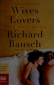 Cover of: Wives and lovers