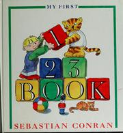 Cover of: My first 1, 2, 3 book