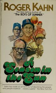 Cover of: A season in the sun