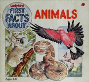 Cover of: Ladybird first facts about animals