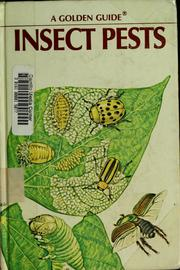 Cover of: Insect pests | George S. Fichter