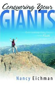 Cover of: Conquering Your Giants | N. Eichman