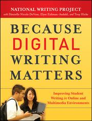 Cover of: Because Digital Writing Matters |