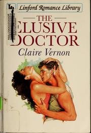 Cover of: The elusive doctor | Claire Vernon