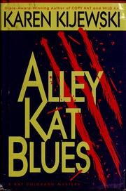 Cover of: Alley kat blues