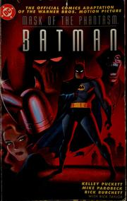 Cover of: Mask of the phantasm