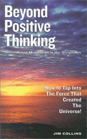 Cover of: Beyond Positive Thinking