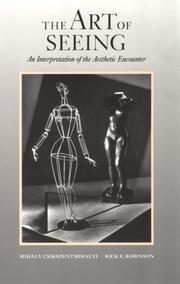 Cover of: The art of seeing