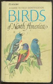 Cover of: Birds of North America | Chandler S. Robbins