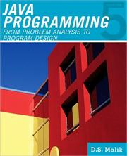 Cover of: Java Programming