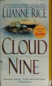 Cover of: Cloud nine
