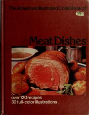 Cover of: Meat dishes