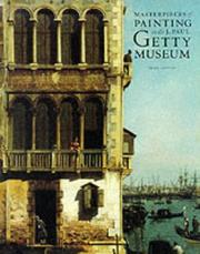 Cover of: Masterpieces of painting in the J. Paul Getty Museum | J. Paul Getty Museum.