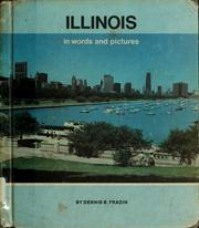 Cover of: Illinois, in words and pictures
