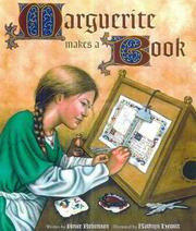 Cover of: Marguerite makes a book