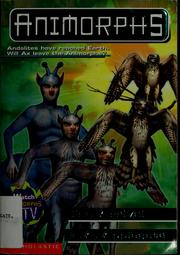 Cover of: The Arrival: Animorphs 38 | Katherine A. Applegate