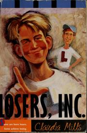 Cover of: Losers, Inc