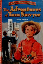 Cover of: The adventures of Tom Sawyer