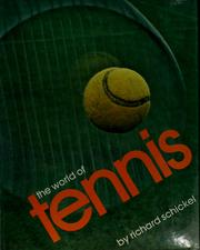 Cover of: The world of tennis
