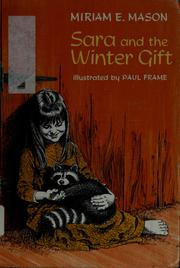 Cover of: Sara and the winter gift